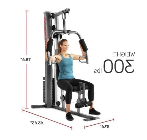 NEW XRS Home Machine Exercise Workout Bench System
