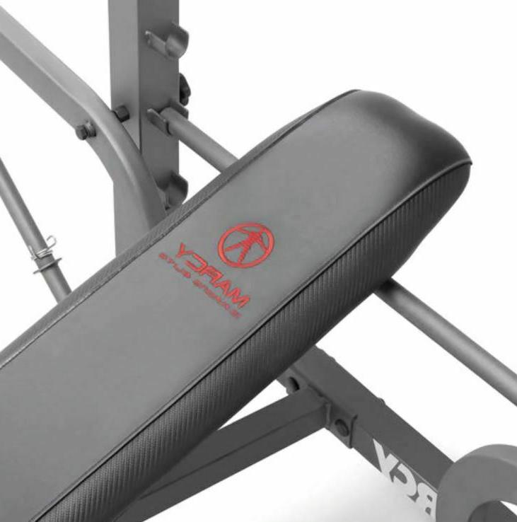 MARCY Full Weight Gym Equipment, New
