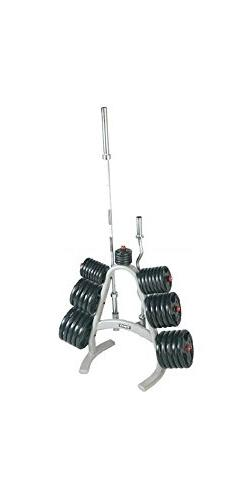 TKO Olympic Plate Tree with Bar Holders