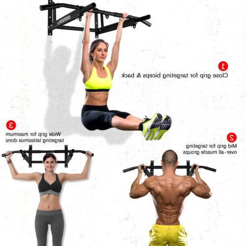 OTF Chin Pull Up Wall Home