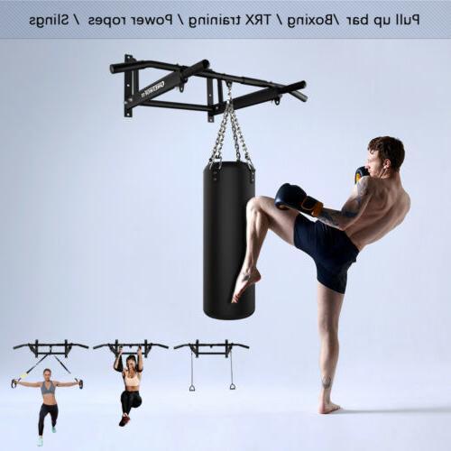 OTF Heavy Pull Mount Bar Exercise Fitness Home