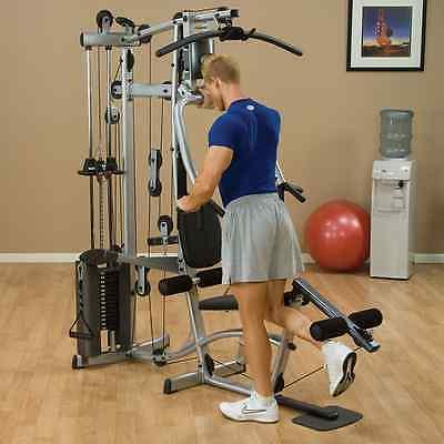 Powerline Home with Leg Weight Exercise Cable Strength