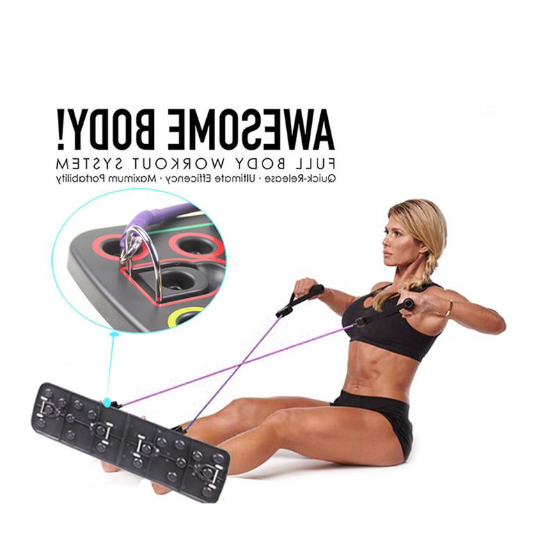 Portable Gym Accessories Exercise Equipment Workout From Hom