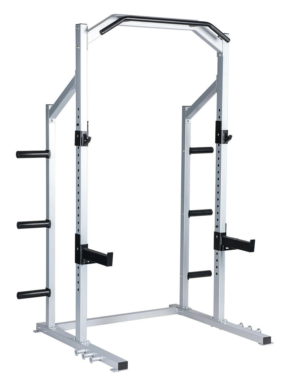 power rack weight lifting squat stand strength