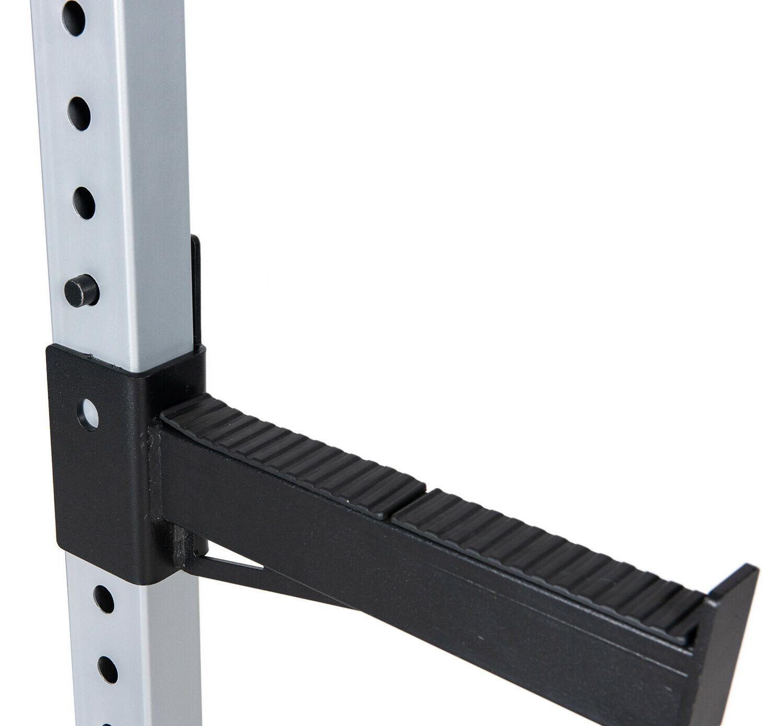 Squat Stand Strength Training Home Gym Power Cage
