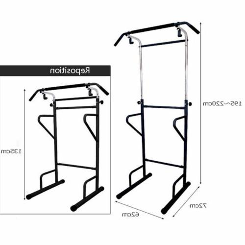 Bar Tower Push Gym Fitness exercise BR