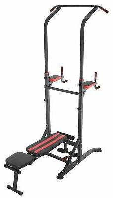 Conquer Power Tower Home Gym Adjustable Multi Function Fitne