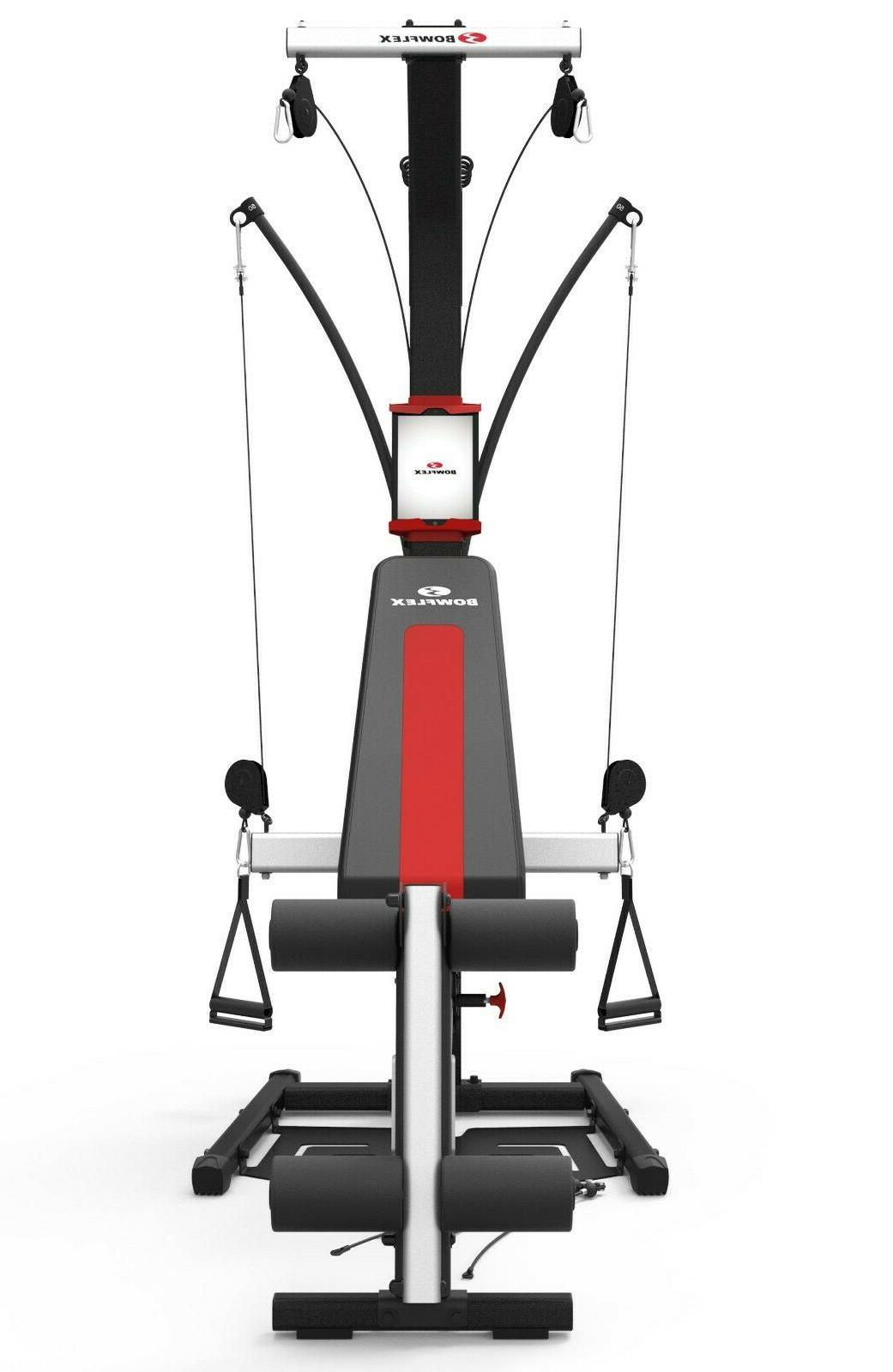 Bowflex 1000 Gym with and 200 rod