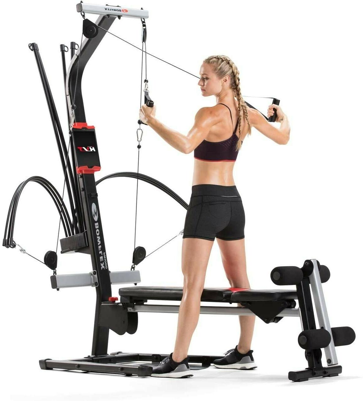 in hand pr1000 home gym series full