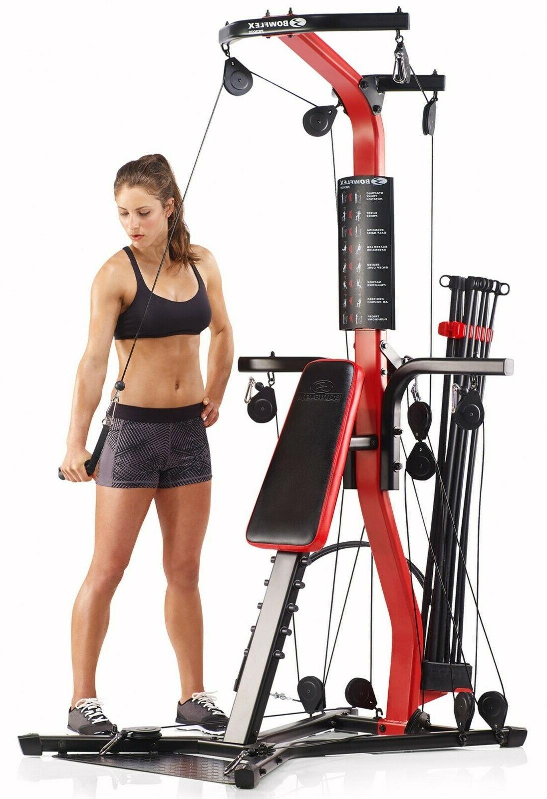 pr3000 home gym with 50 exercises