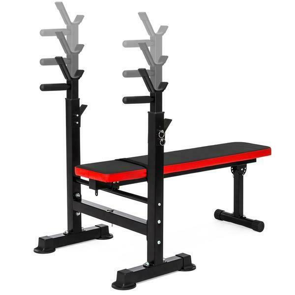 Pro Home Gym Weight Bench Fitness Machine Multi Position Wor