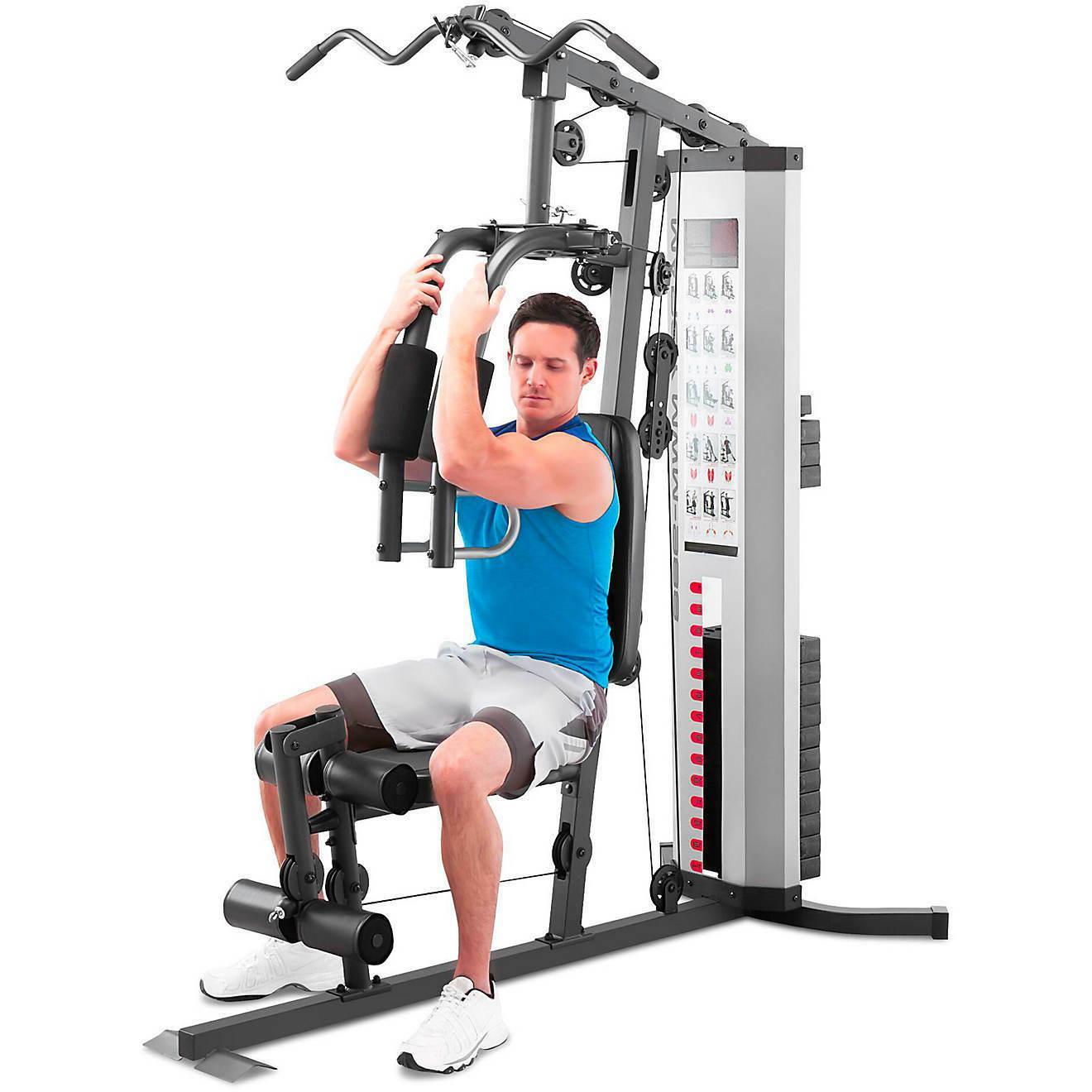 🔥NEW Marcy® MWM-988 Gym Adjustable
