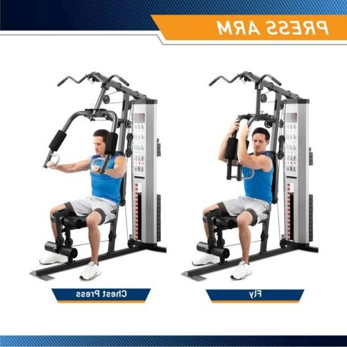 Marcy Pro Home Gym 150lb Stack - Ready to