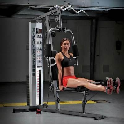 Marcy Pro MWM-988 Home Gym Adjustable Weight Stack