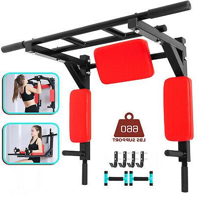 pull up bar chin up station multi