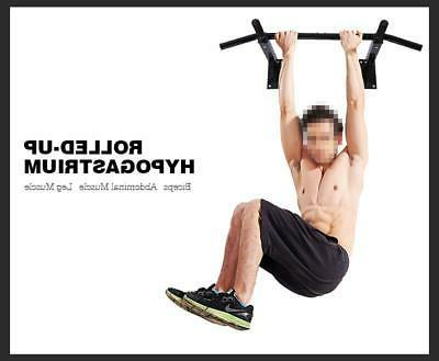 Pull Bar Exercise Gym Workout Strength