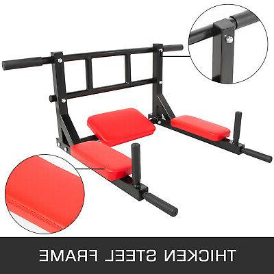 Pull Bar Chin Up Mounted Fitness Power Chin Up