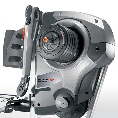 Bowflex with 80-Pound