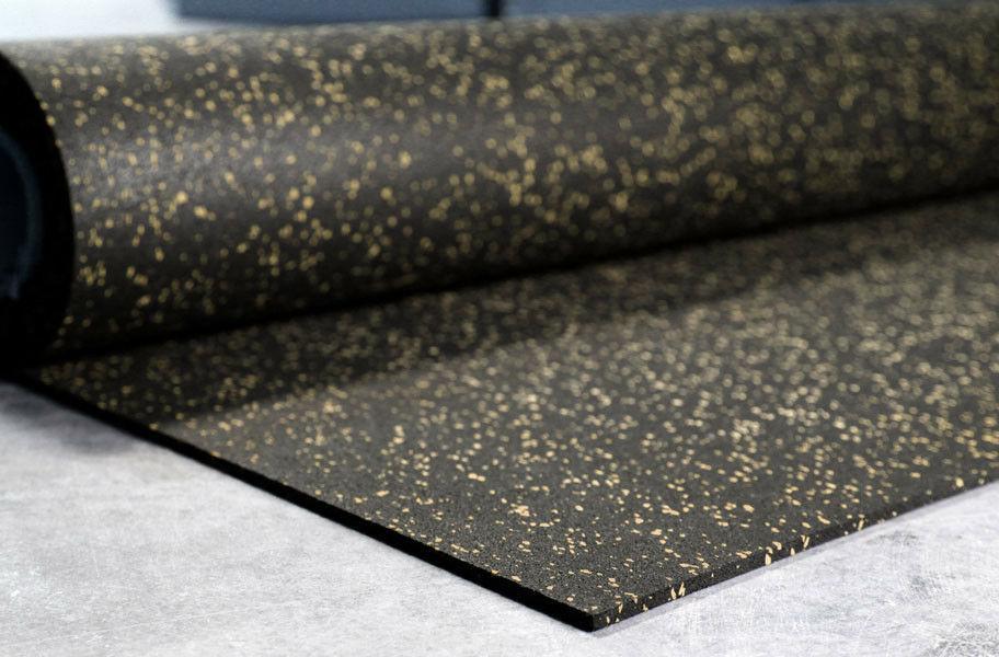 """FlooringInc 1/4"""" Rubber Roll - Floor mats"""