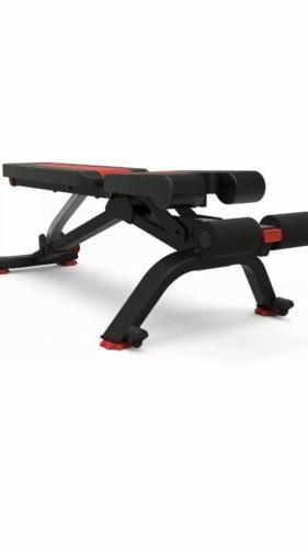 Bowflex 5.1s Bench-New In
