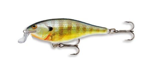 shallow shad rap 07 fishing