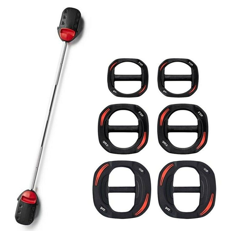 shipping now 20kg smartbar barbell home gym