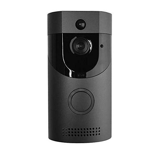 smart wireless wifi doorbell ir