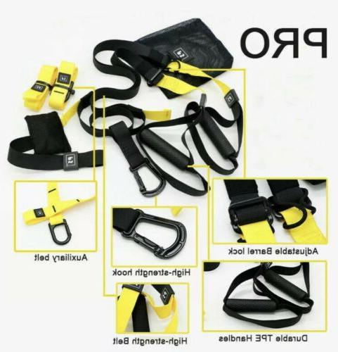 SUSPENSION Professional Pull Straps