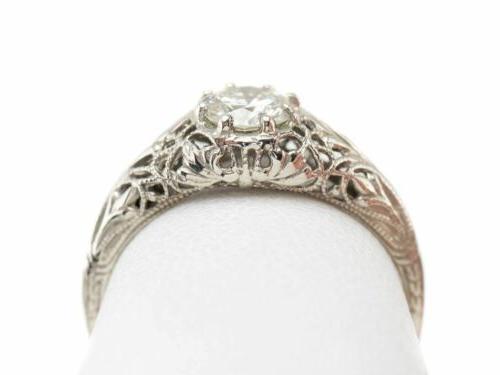 The Marcy Diamond Ring