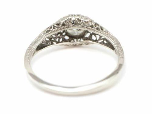 The Marcy Diamond Ring Elizabeth