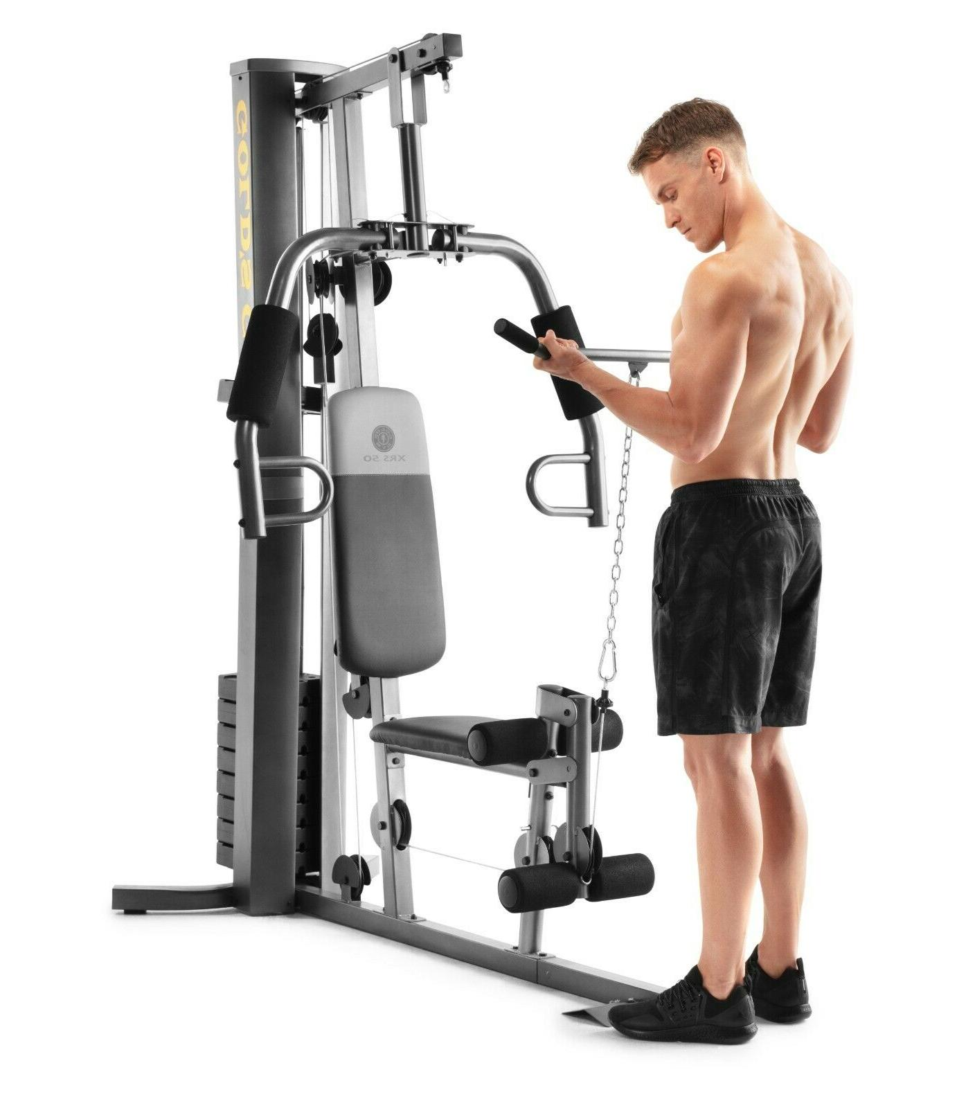 Total Home Training Weight Equipment