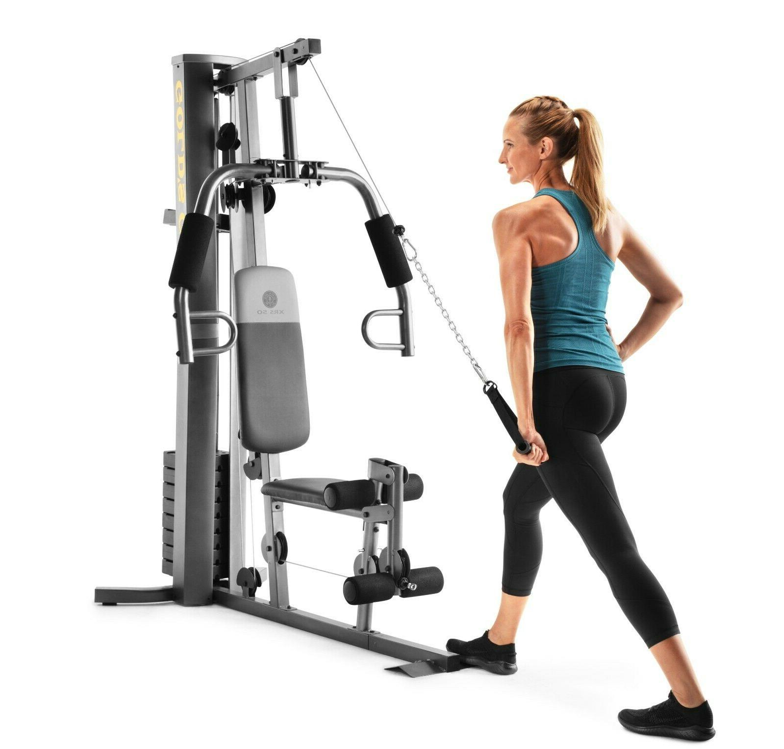 Total Workout Home Weight Lift Equipment