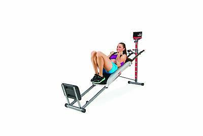 Total Gym 1400 Home Gym with DVD - Workout Machine