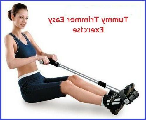 Easy Exercise Tummy Trimmer Unisex Home Gym Equipment Workou