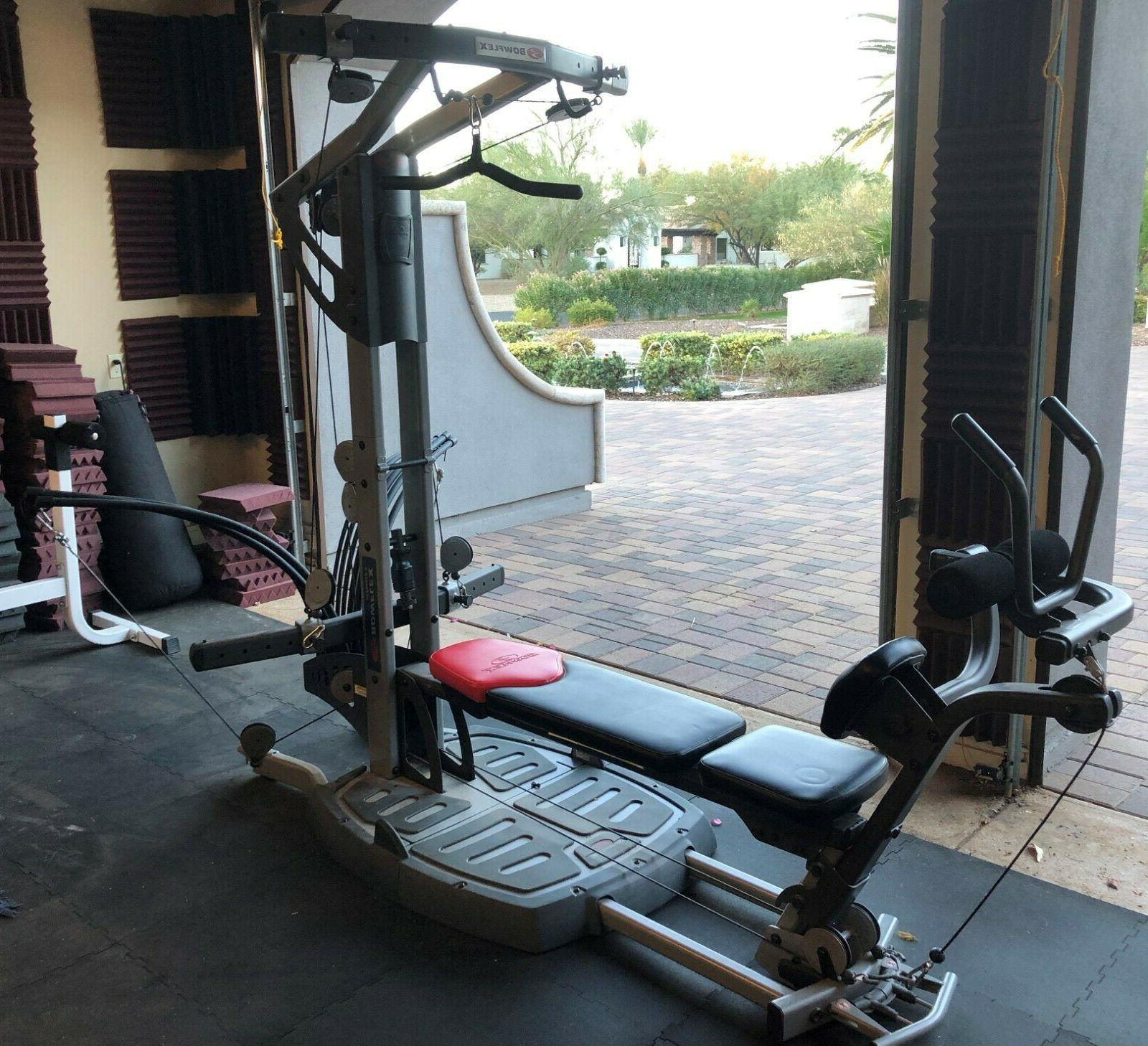 Bowflex Ultimate 2 Gym. Condition!
