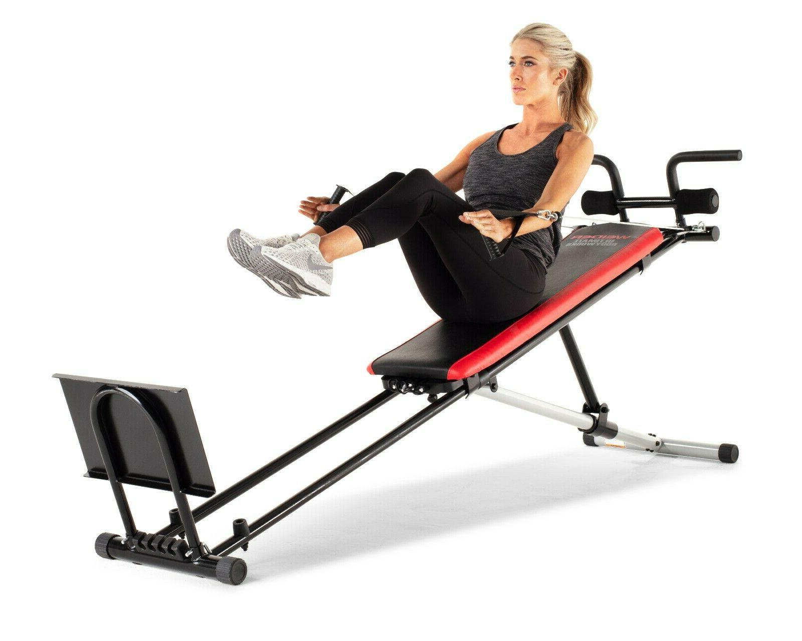 Ultimate Body Works Bench Professional Gym Strength Training