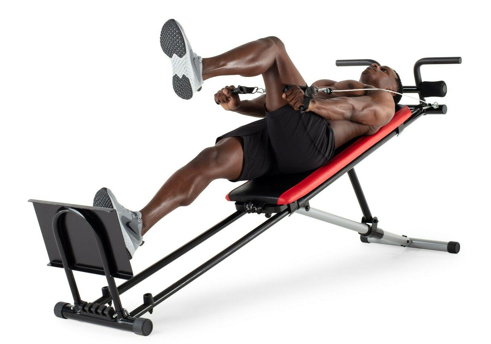 Ultimate Body Works w/ Guide Incline