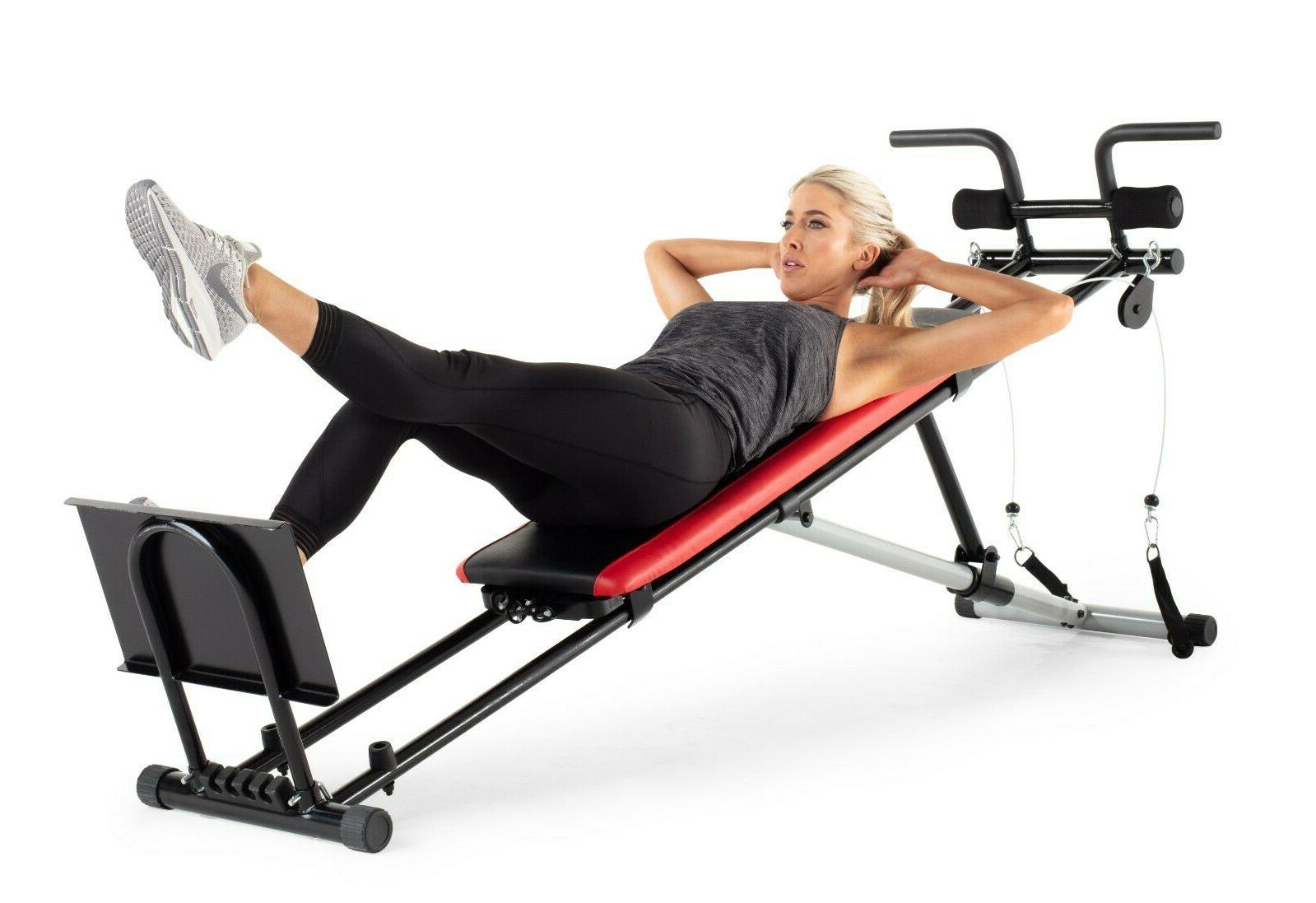 Ultimate Incline Gym
