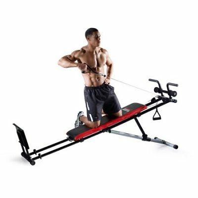 Weider Ultimate Works W