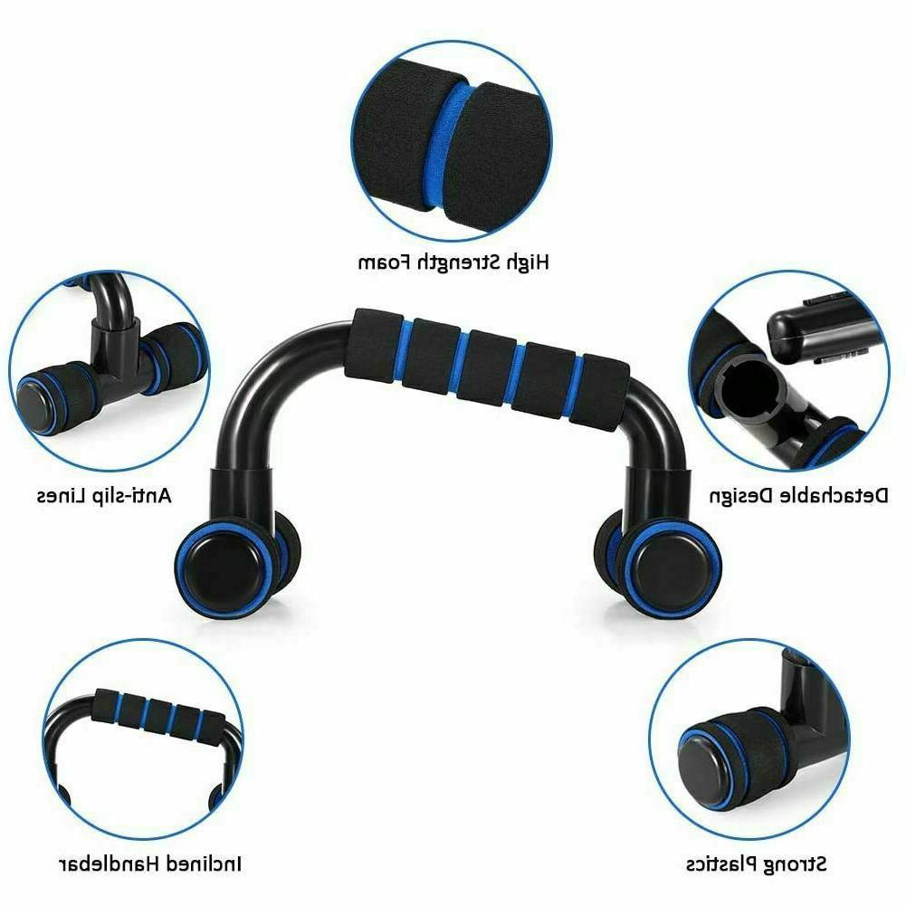 US Roller Workout Equipment For Abdominal Exercise Home Gym Fitness