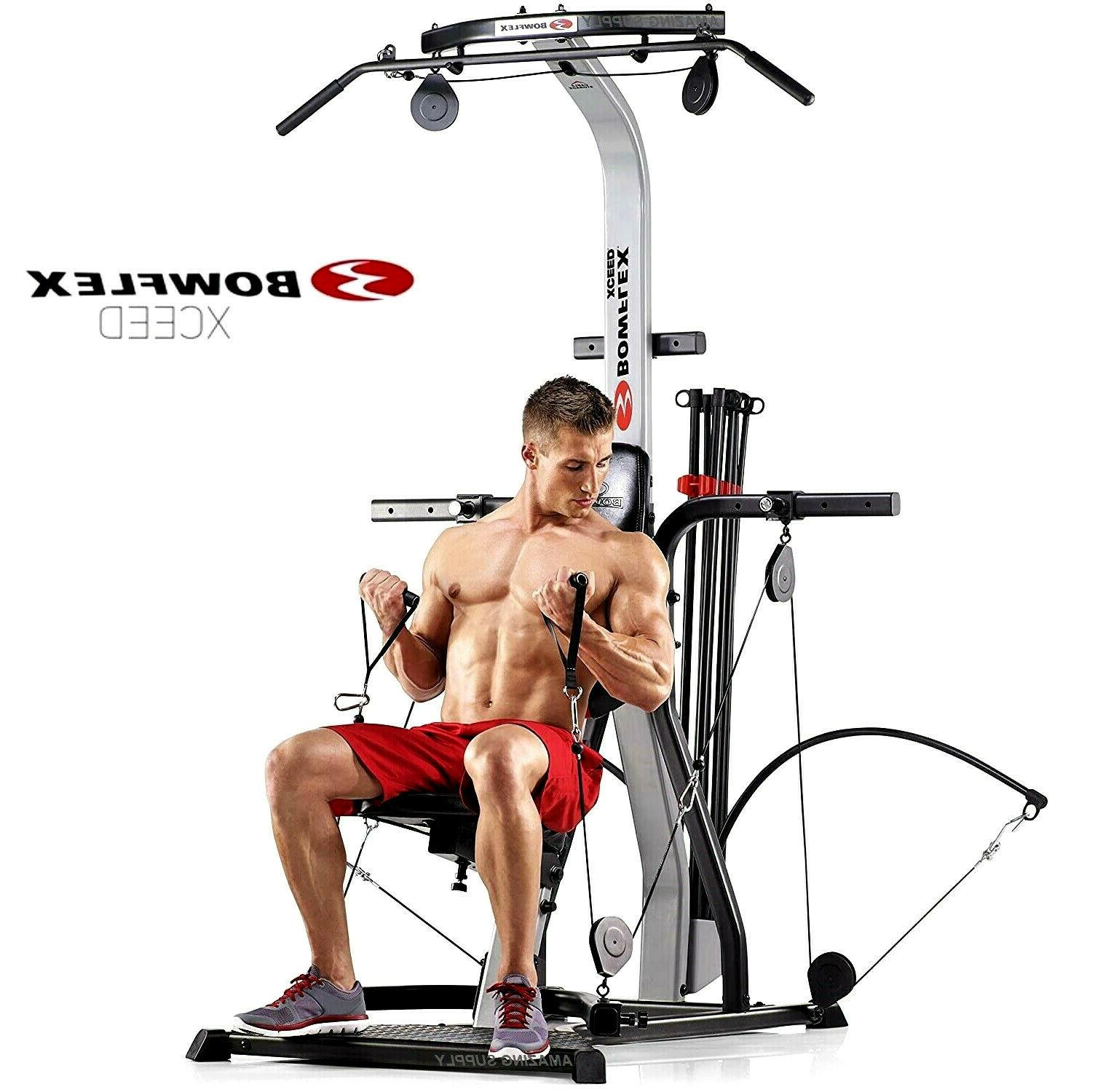 xceed home gym