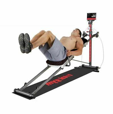 Total Gym XL7 Gym with Easy Storage NEW Free Shipping!