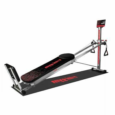 Total Gym Home Gym with DVDs Easy Free Shipping!