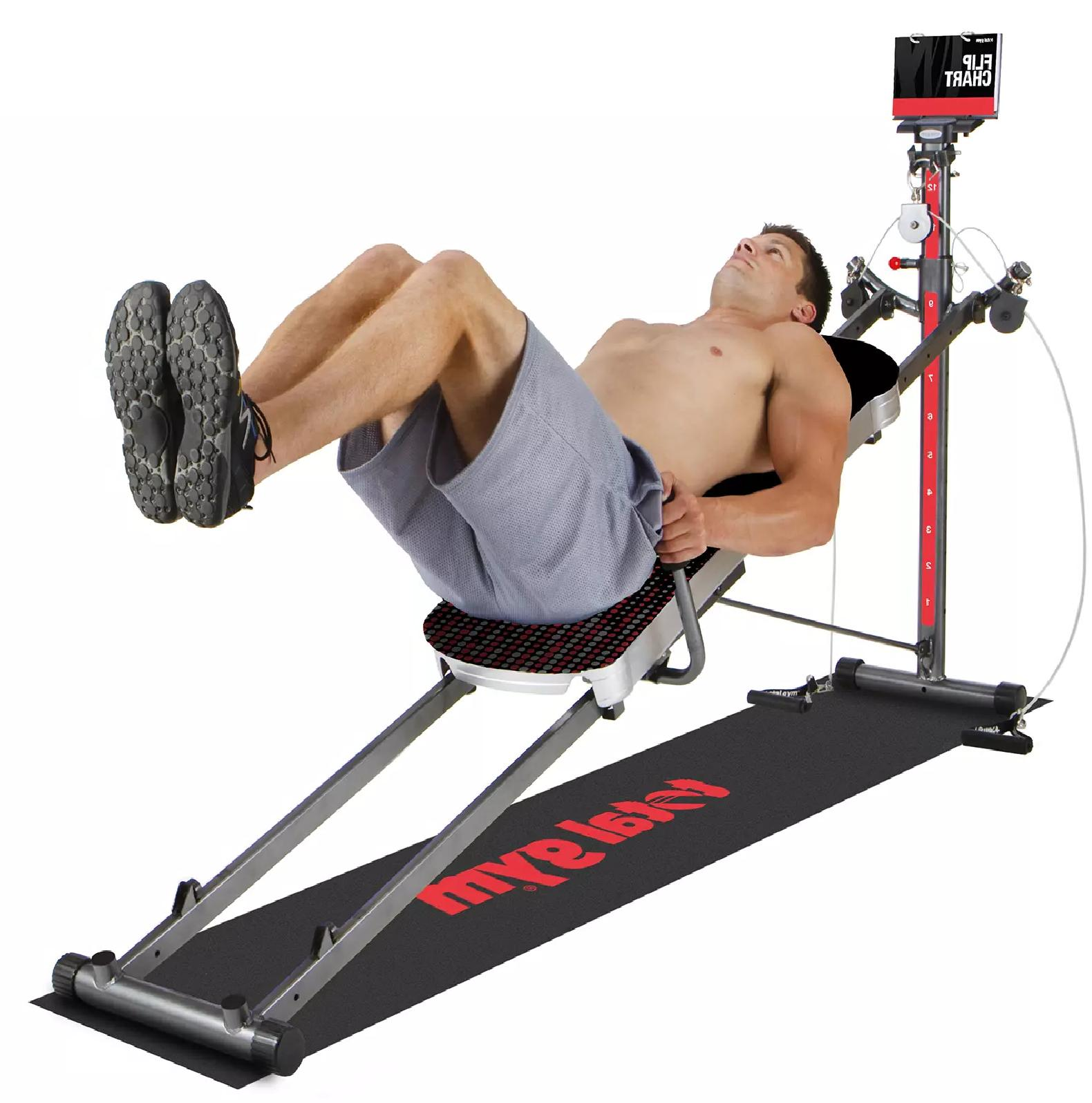 Total Gym XL7 Gym with Workout - NEW