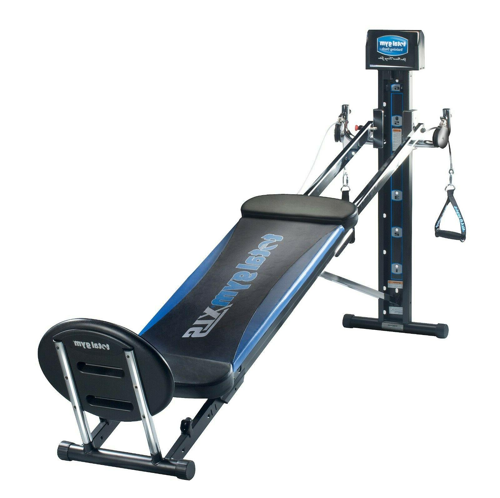 Total Gym Limited Time Offer!
