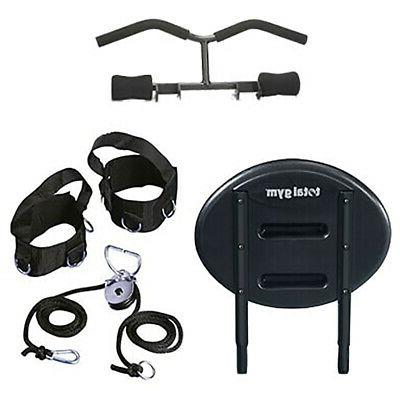 Total Gym XLS TG9D Universal Gym Machine, Accessories