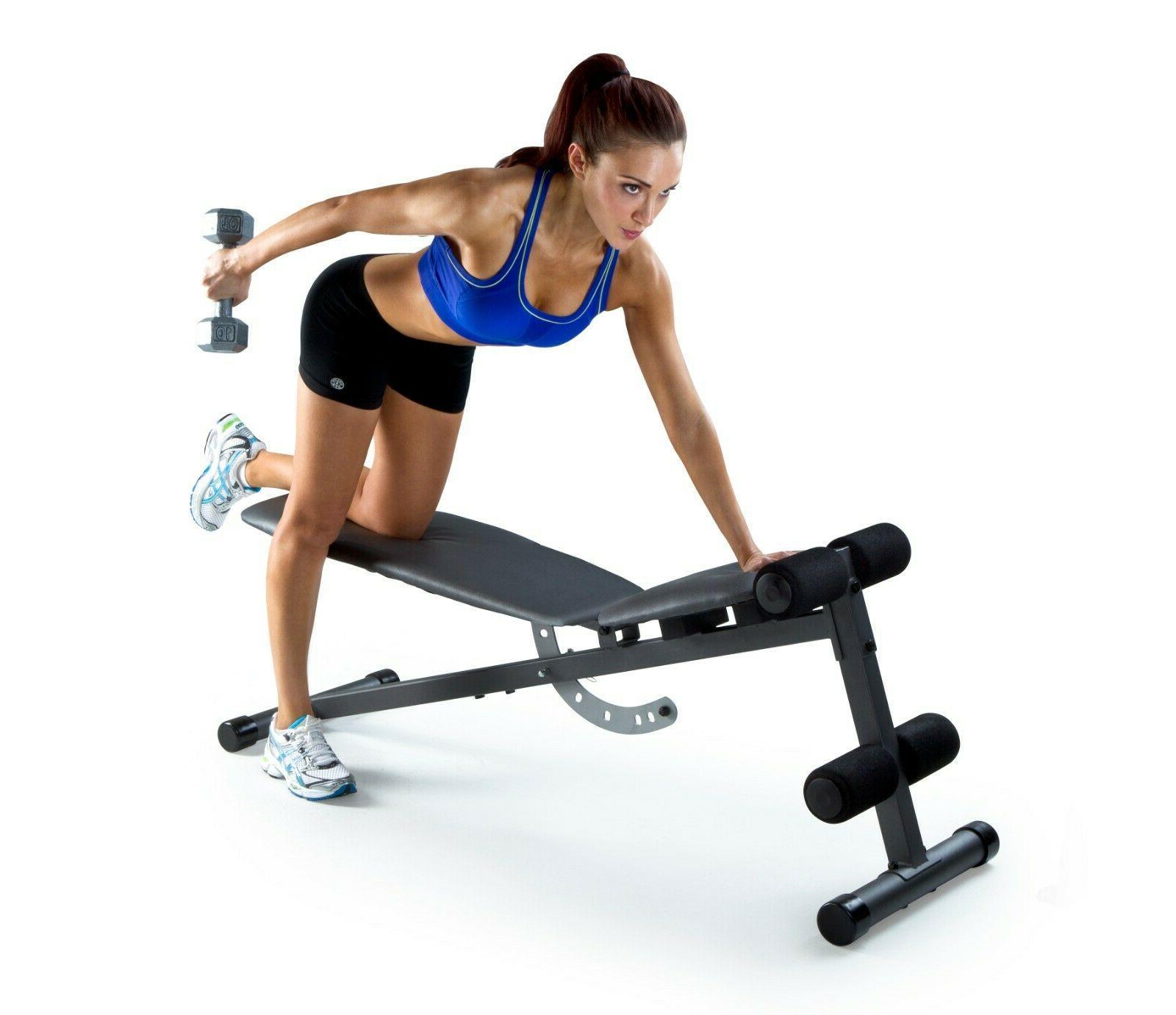 xr 5 9 adjustable slant workout bench