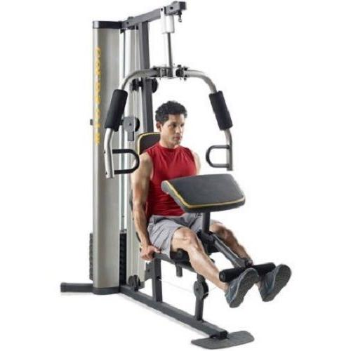 XR 55 Home Exercise Gold's Gym, weight stack,