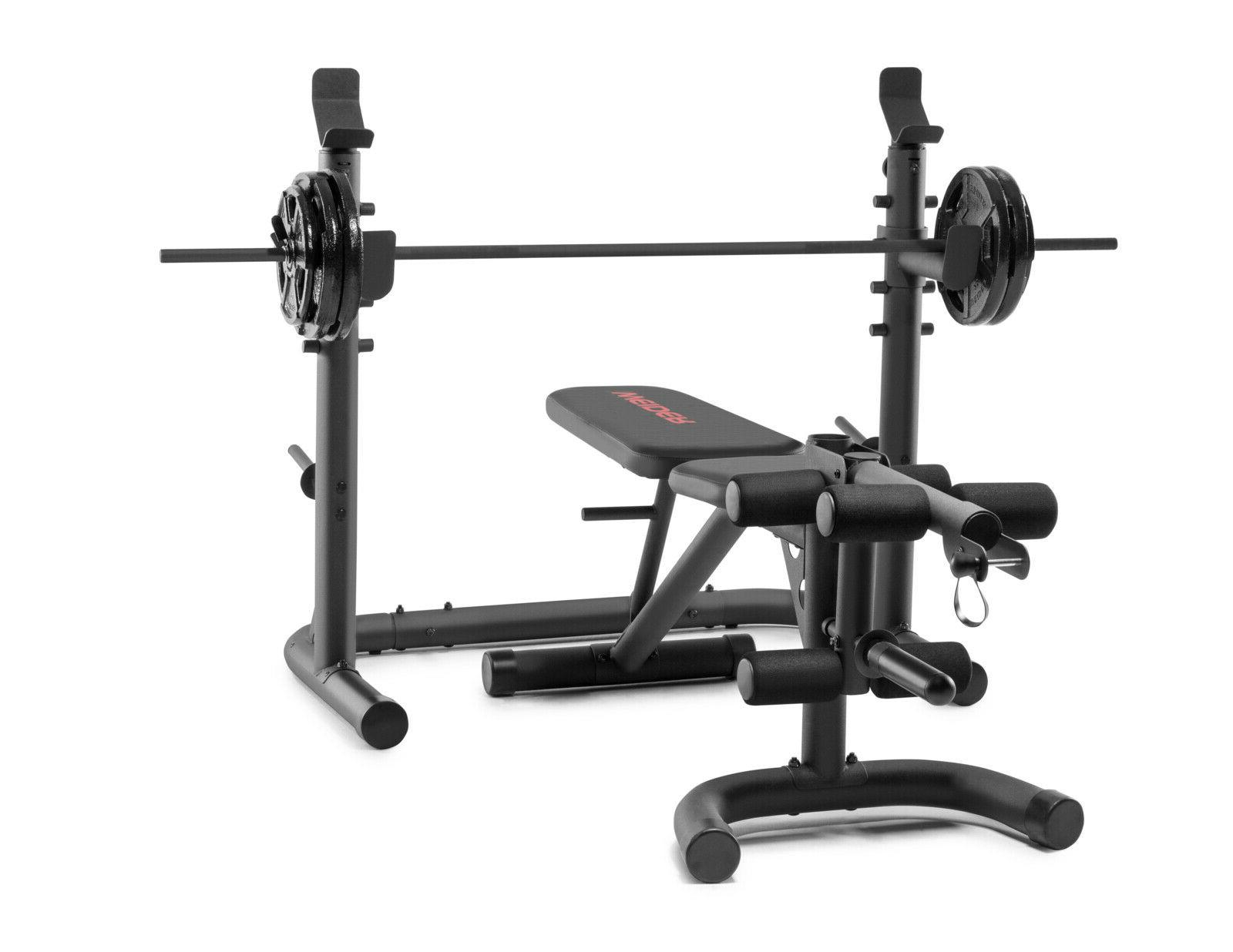 Weider XRS 20 Workout Independent Pad