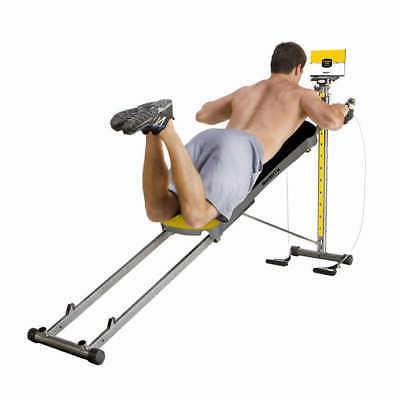 Total Gym XTREME 60+ Exercises Easy Free Shipping!